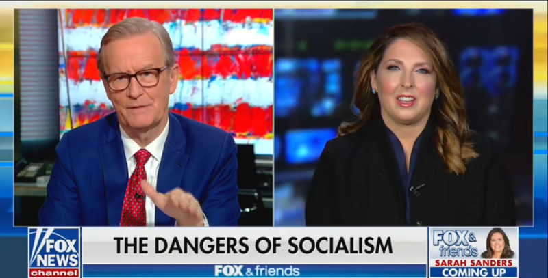 RNC Chair Ronna McDaniel: 'Socialist' Democrats 'Are Addicted to Power' and Will 'Never Let It Go'