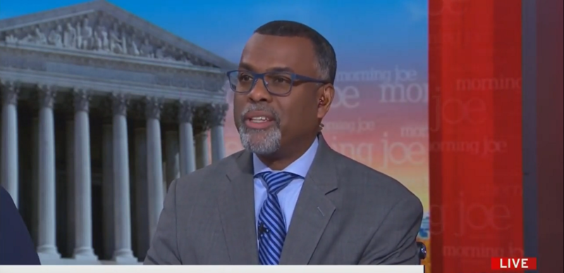 'Morning Joe' Guest: 'I Wonder Which Side of the Lynching' Lindsey Graham Was Talking about 'Since He's from South Carolina'
