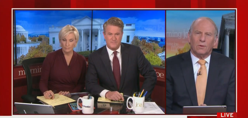 Joe Scarborough: 'Donald Trump Is Surrendering' to Russia and Iran
