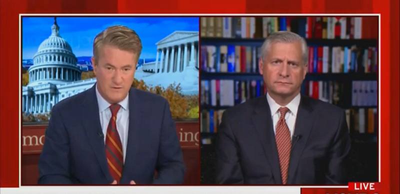 Historian Jon Meacham: At Least Richard Nixon Didn't Hire Russian Burglars