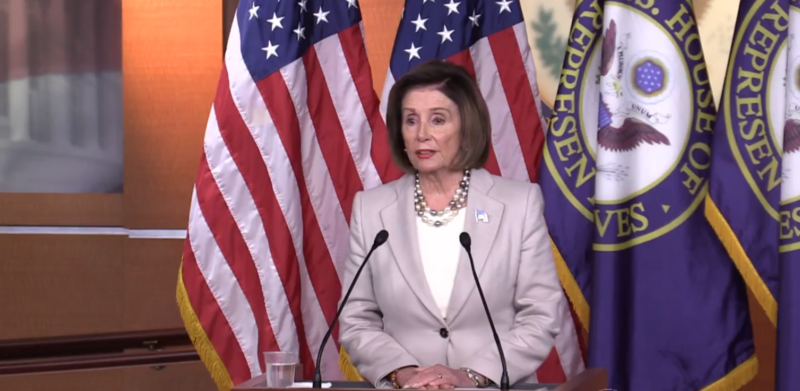 Nancy Pelosi: Elijah Cummings 'Lived the American Dream and He Wanted it for Everyone Else'