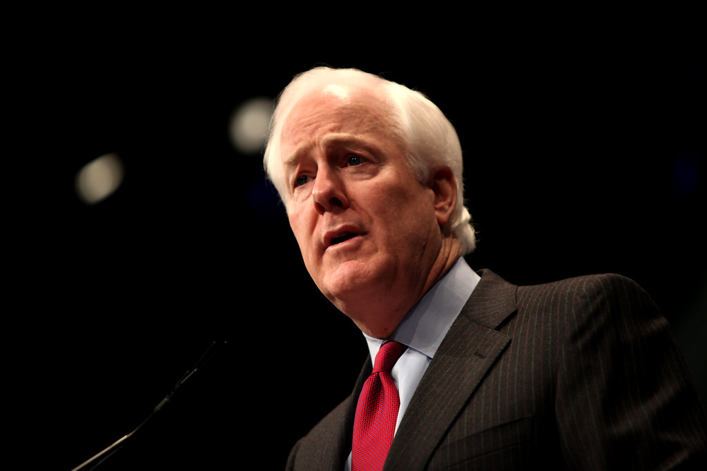 GOP Senator John Cornyn: Not A Bad Idea to Pull Troops out of Syria if Turkey Was Planning to 'Ethnically Cleanse the Kurds'