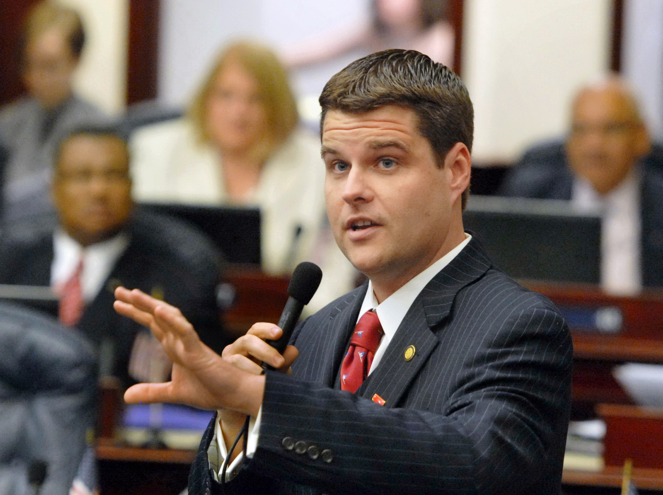 Matt Gaetz Consulted Sean Hannity About Tweet Threatening to Reveal Dirt on Michael Cohen
