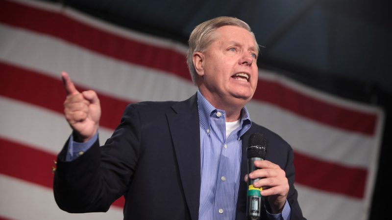 Lindsey Graham Reportedly Suggested Tossing Legal Ballots in Georgia
