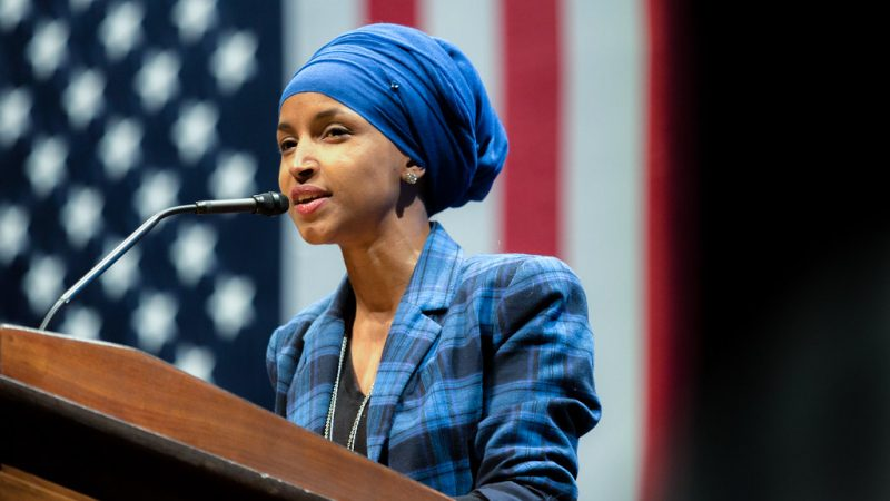 Ilhan Omar: Republicans Who Stormed SCIF Are Like 'Mobsters' Using an 'Intimidation Tactic' against Witnesses