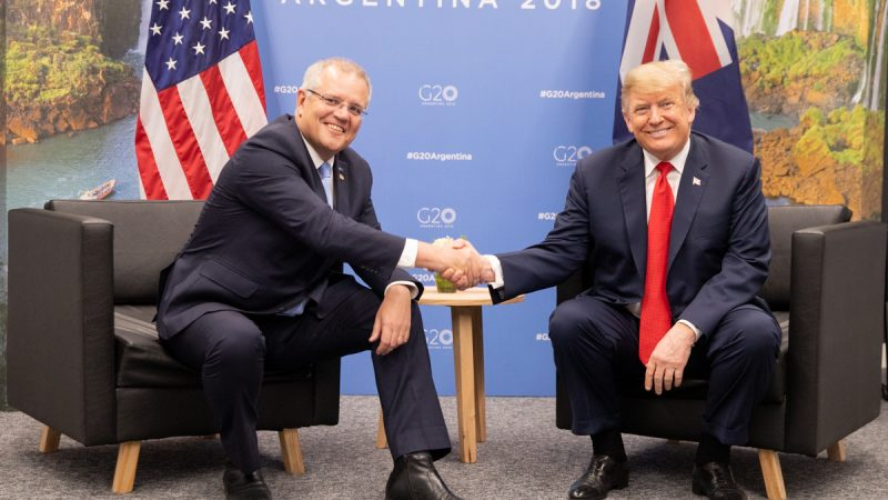 Australia's Opposition Leader Demands Release of Trump Call Transcript