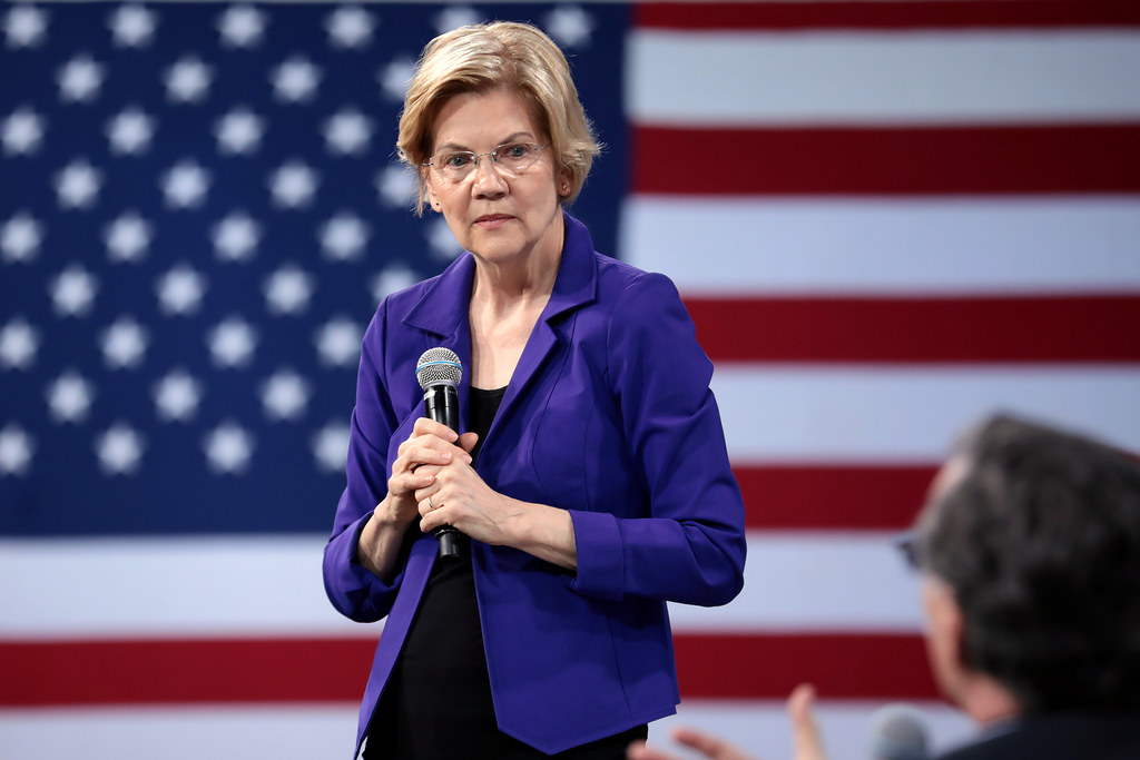 Elizabeth Warren Will Drop Out of the Presidential Race