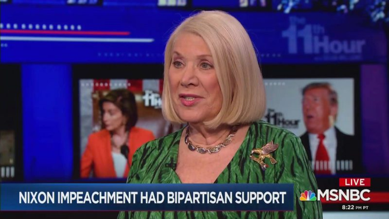 Watergate Prosecutor: 'Will People Who Watch Fox News Get the Same Facts?'