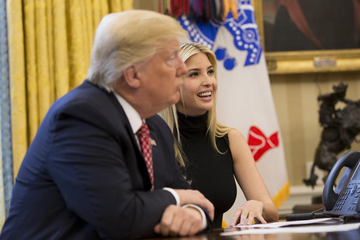 Ivanka Trump and William Barr Met Australian Official Who Has Coronavirus