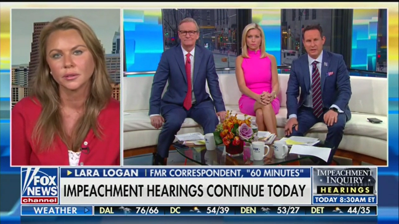 Fox's Brian Kilmeade: 'I Wouldn't Say That Fox Nation is an Agenda Driven App'