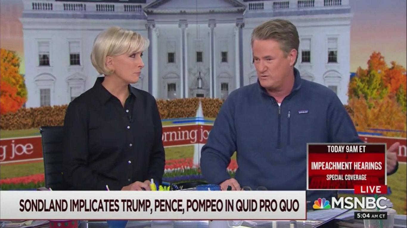 Joe Scarborough: Republican Defenses of Trump Are the 'Epitome of Stupid'