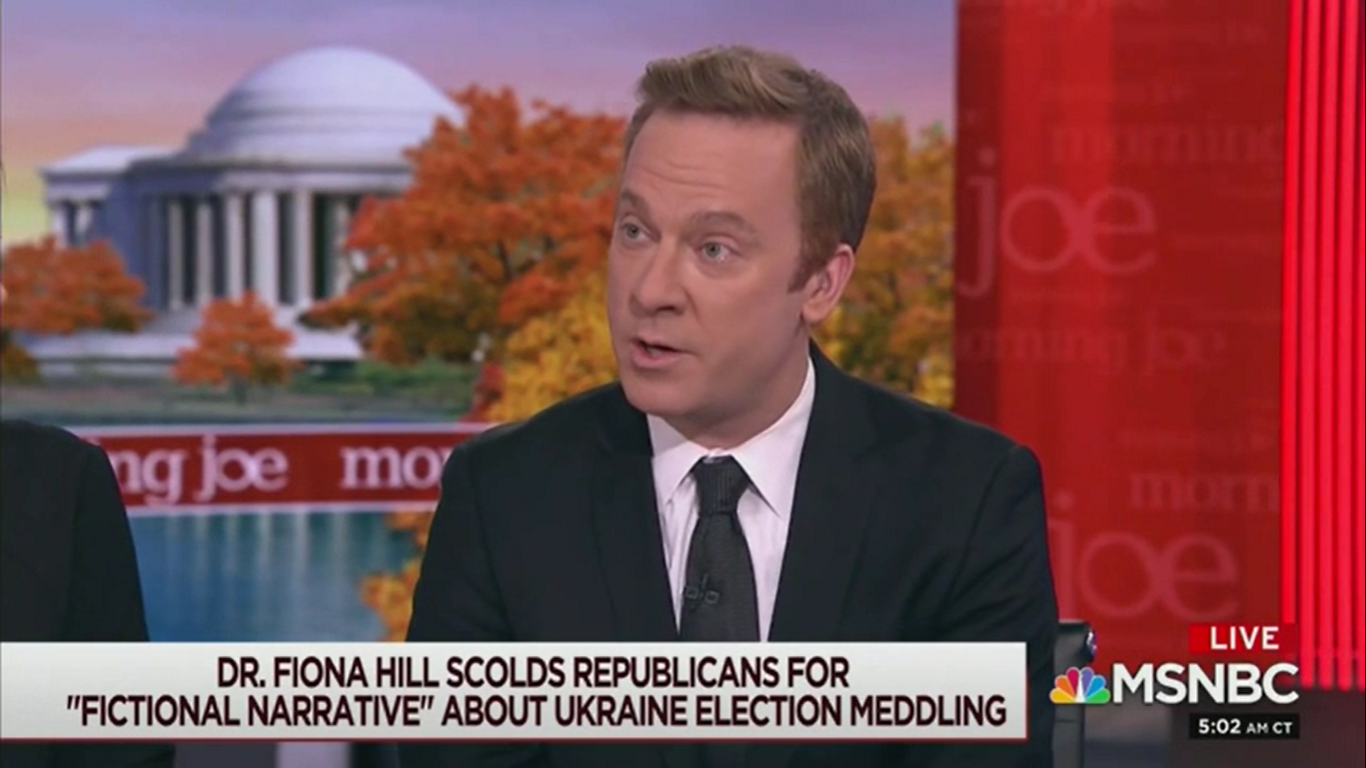 MSNBC's Jonathan Lemire: 'President Trump Is Going to Be Impeached'