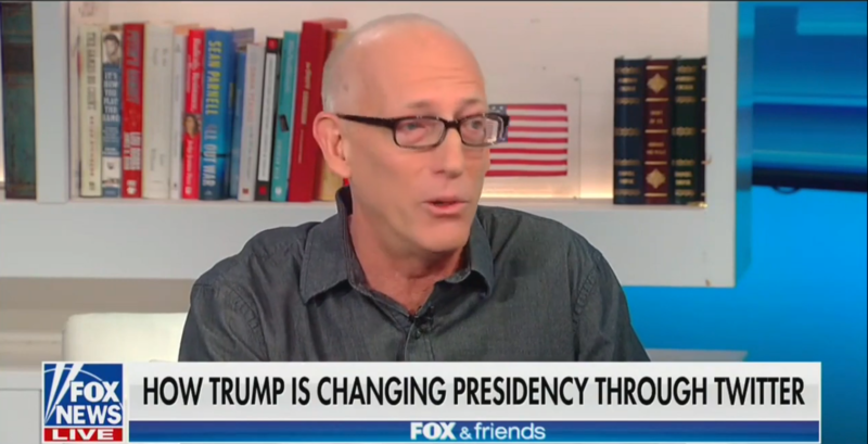 'Dilbert' Cartoonist Praises Trump's Tweets: 'Even the Typos End Up Working in His Favor'