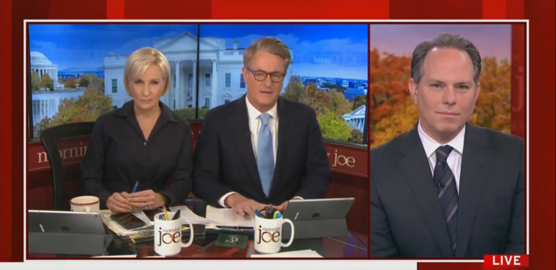 Joe Scarborough: A Lot of People Think Trump Is an 'Agent of Russia or at Least a Useful Idiot'