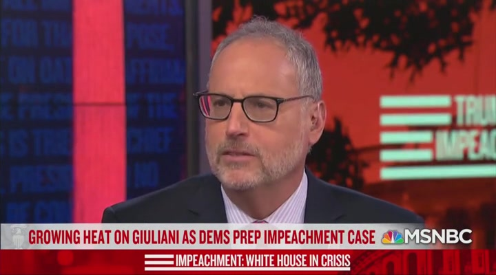 'It's Not '93 Anymore': Giuliani's Former Spokesman Details the Decline of Trump's Lawyer