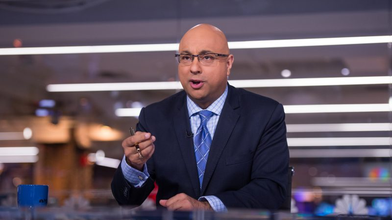 Ali Velshi Heads to Weekend Mornings as MSNBC Makes Lineup Changes