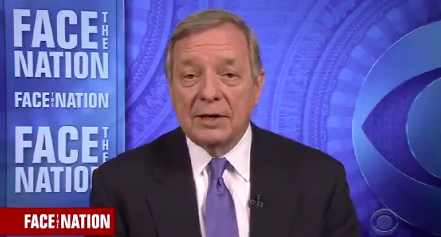 Sen. Durbin: If Trump Is Impeached, The Senate Is Also On Trial