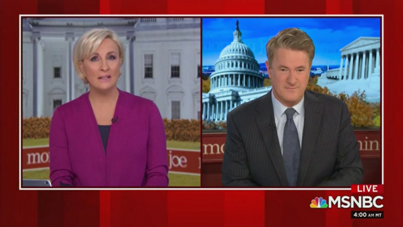 'Morning Joe': Trump 'Acted Like A Clown' on the International Stage 'Just in the Past Hour'