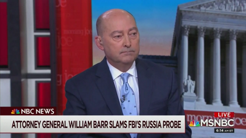Retired Admiral: We're 'Moving Away from the Federalist Papers' and Toward 'Lord of the Flies'
