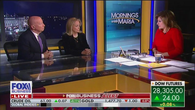 Fox Anchors Express Sympathy to Dingell Over Trump's 'Hurtful' Comments: 'I'm Sorry About This'