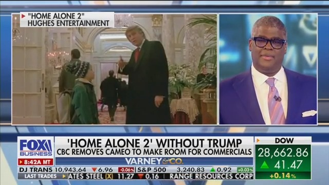 Fox's Charles Payne on 'Home Alone 2' Edits: Canada Had 'Trump Derangement Syndrome Before Everyone Else'