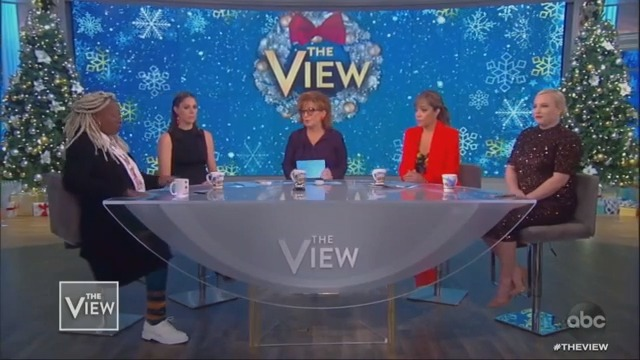 Whoopi Goldberg Lays Into Meghan McCain in Wild Clash: 'Girl, Please Stop Talking!'