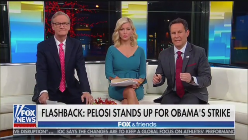 Fox's Brian Kilmeade Falsely Claims the UN Security Council Authorized the War in Iraq