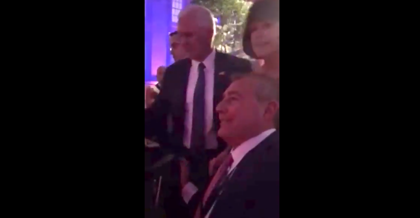 Lawyer Shares Video of Lev Parnas and Mike Pence to Prove VP 'Knew the Guy'
