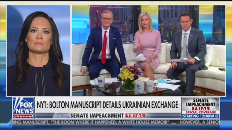 Stephanie Grisham Attacks Publisher of John Bolton's Book, But They Published Trump Six Times