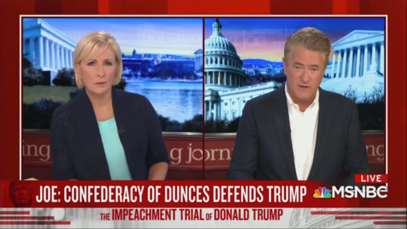 Mika Brzezinski Blasts 'Shallow and Transactional' Fox News for 'Trashing' John Bolton