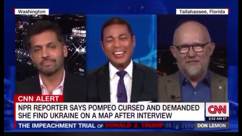 Trump World Rages at Don Lemon for 'Credulous Boomer Rube' Segment
