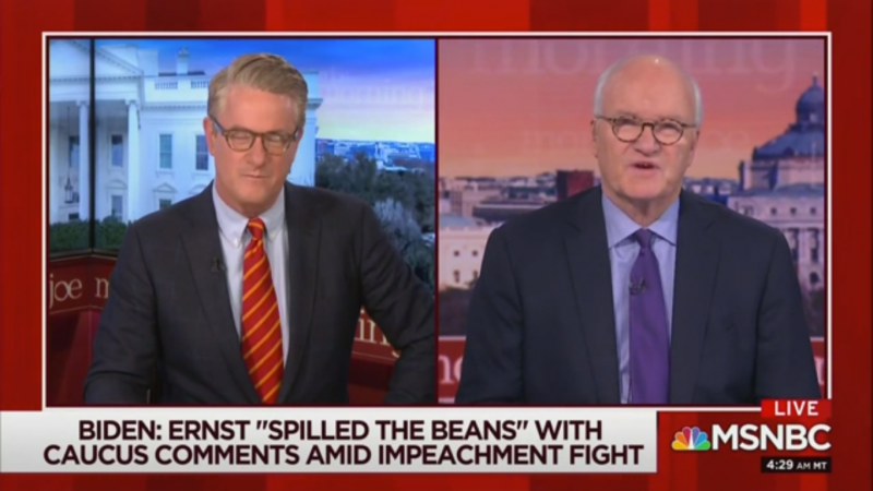 Joe Scarborough Compares 2020 to 2008: Only Thing on Democrats' Minds is Winning