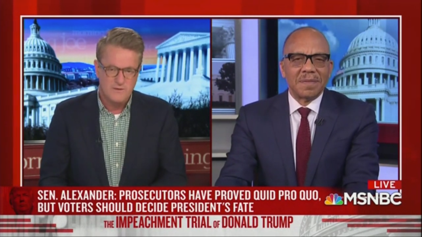 'Morning Joe': 'Decadent' and 'Trumpist' GOP Is Not the Republican Party Anymore