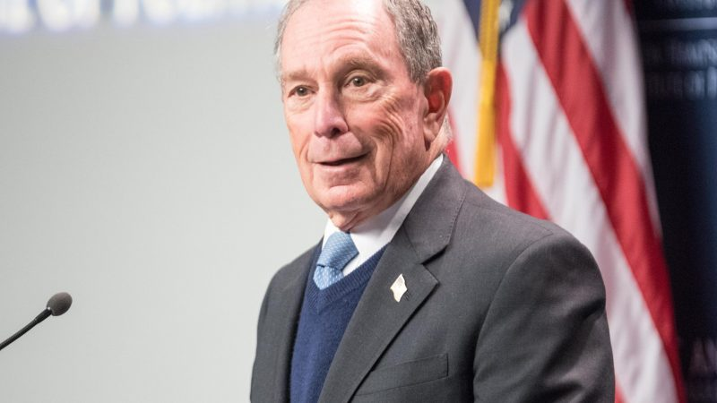 Michael Bloomberg Is Dropping Out of the Presidential Race