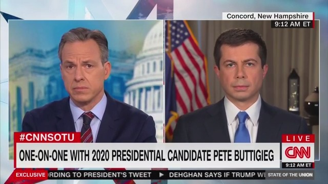 Buttigieg: Circumstances of Soleimani Killing 'Questionable to Say the Least'