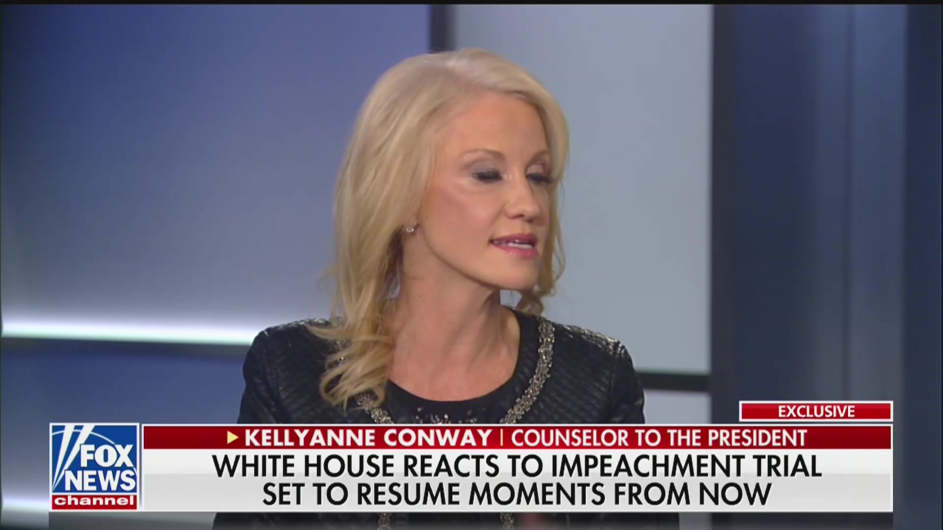 Chris Wallace Grills Kellyanne Conway: You Think Ukraine Aid Release Was 'Coincidence'?