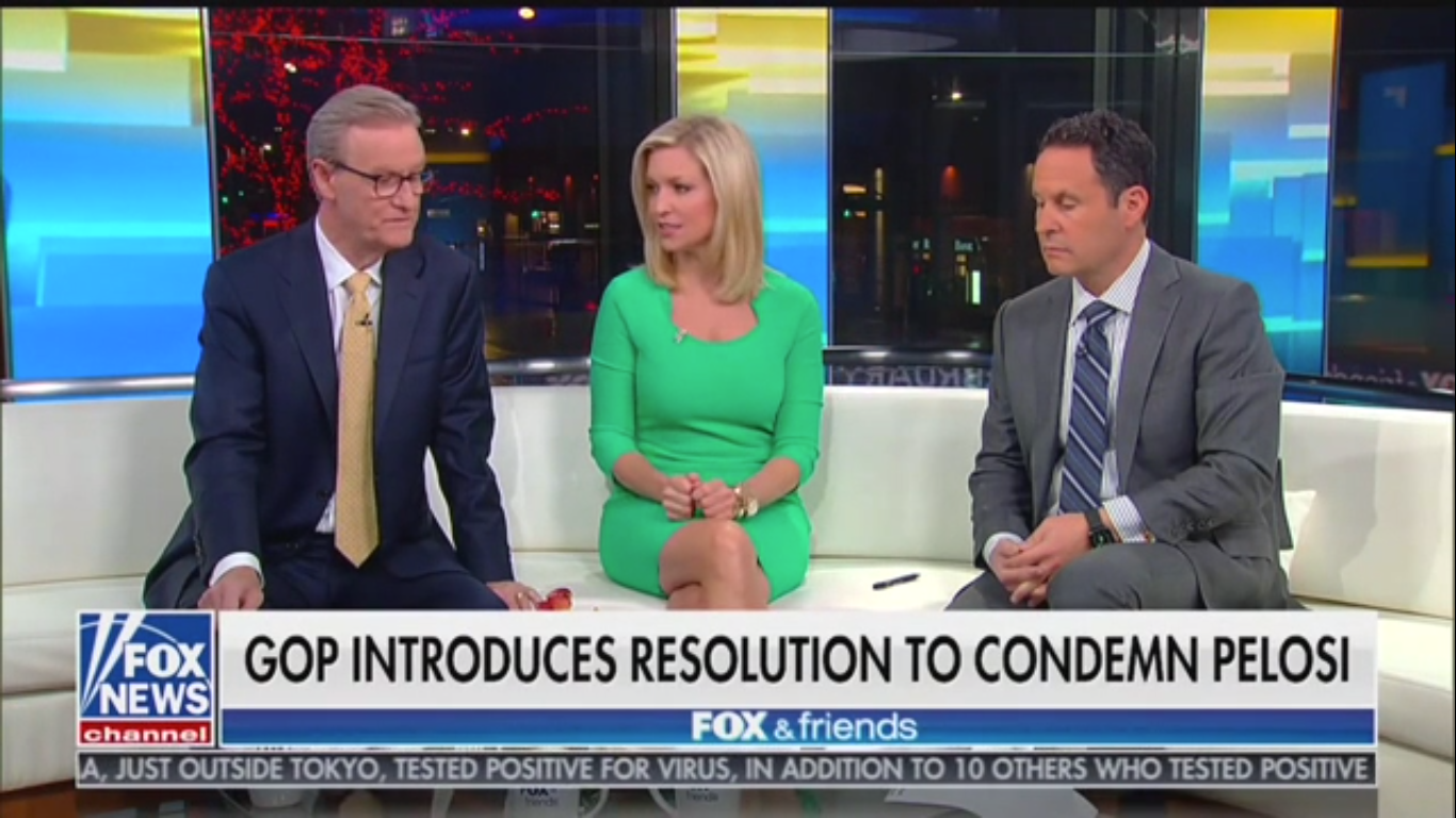 Fox's Brian Kilmeade Rips Mitt Romney for Bringing His Faith into Impeachment: 'Has Nothing to Do With Religion'