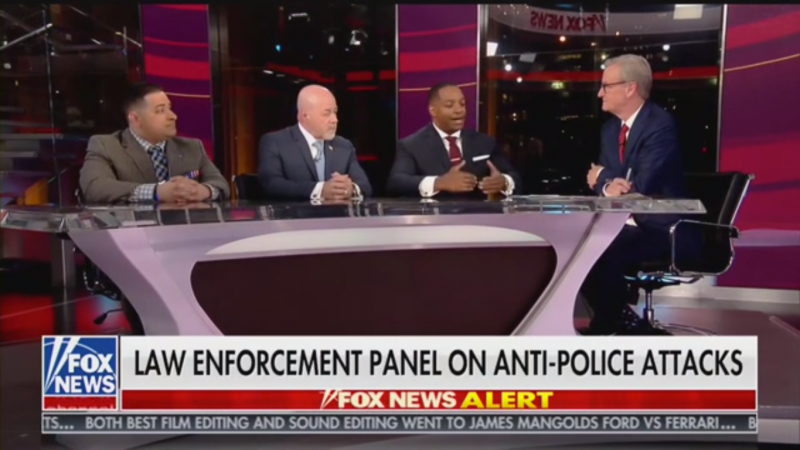 'Fox & Friends' Complains: 'Police Use of Force Is at an All-Time Low' in New York