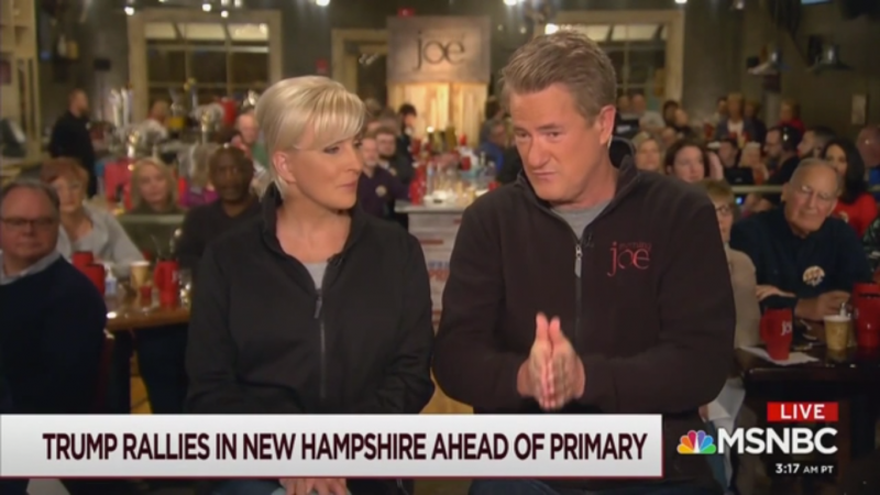 Joe Scarborough Compares Sanders to Obama and Trump: People Are 'Completely Swept Off Their Feet'