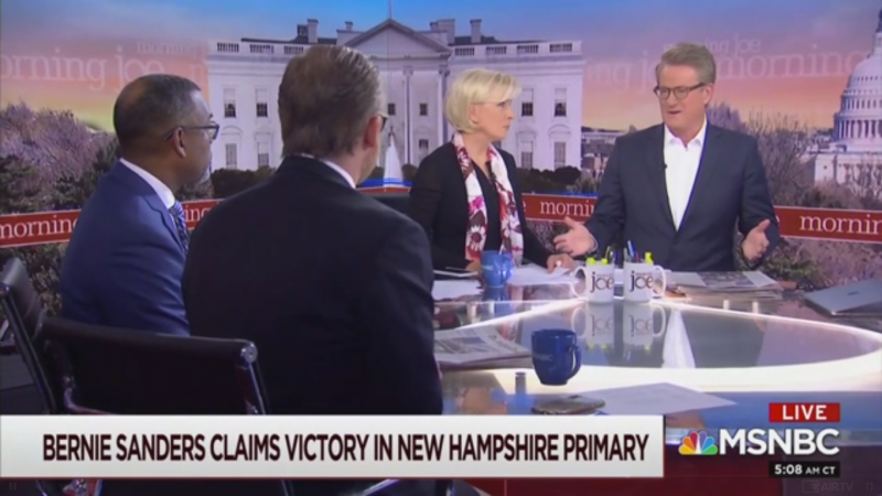 Joe Scarborough: Mike Bloomberg Is 'A Guy That Knows How to Punch Trump in the Face'