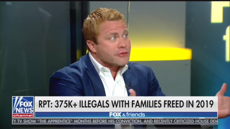 Fox News' Guest: The Border Wall Saves Children