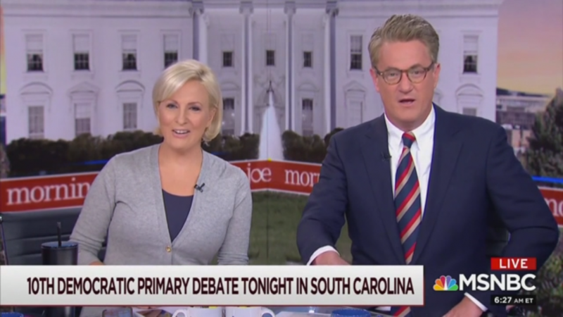 Joe Scarborough: Bernie Sanders Is 'Lying' or 'Skating' the Cost of Medicare for All