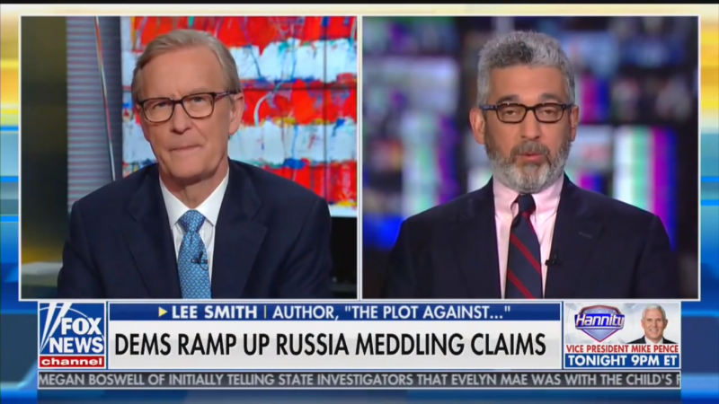 'Fox & Friends': 'Why All the Hype' About Russian Meddling When They've Been Doing It Since the Cold War?