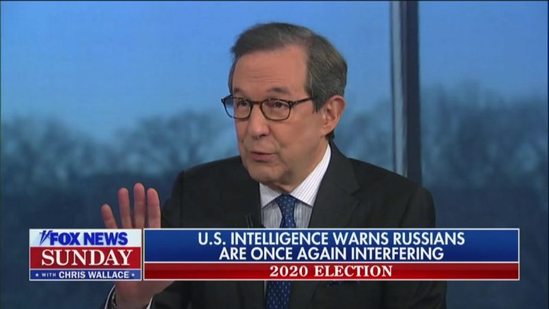 Chris Wallace Grills Marc Short on Russia Briefing: 'You Can't Say It Didn't Happen and Then Say They Leaked It!'