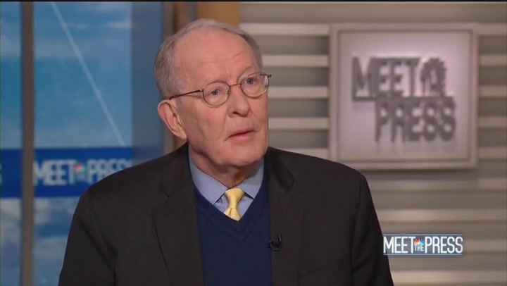 Lamar Alexander Hopes that Impeachment Will Make Trump 'Think Twice' About Future Conduct