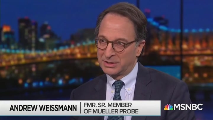 Former Mueller Prosecutor: Attorney General Barr's Moves 'Not a Democrat or Republican' Concern