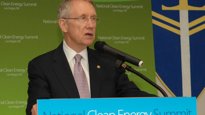 Former Senate Majority Leader Harry Reid: 'Iowa Has Forfeited Its Chance to Be Number One'