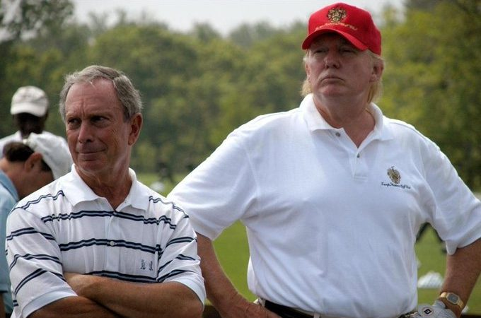 Bloomberg Told Trump in 2016: 'Yes, Donald, I Do Love You'