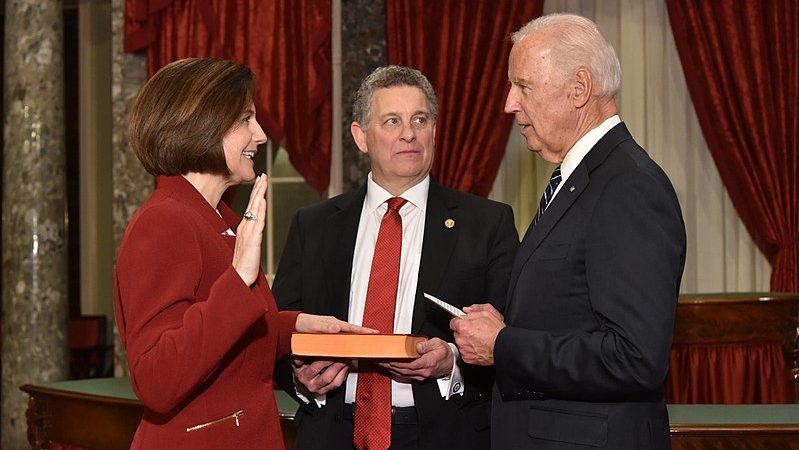 Nevada Sen. Cortez Masto Is Reportedly One of Biden's Top Three VP Picks