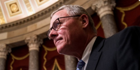 GOP Senator Sold Up to $1.5 Million in Stock While Receiving Coronavirus Briefings